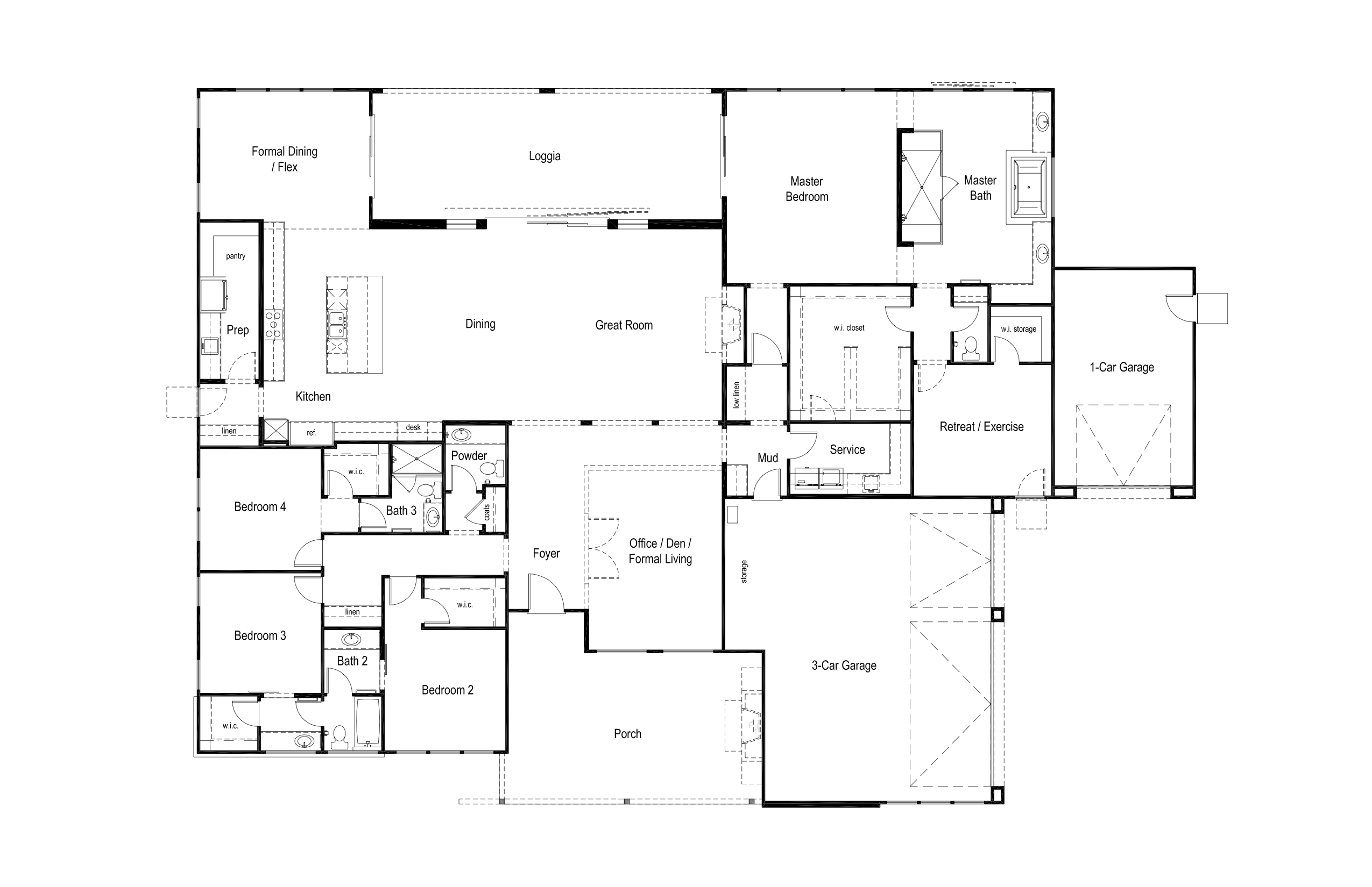 Elysian Floor Plan