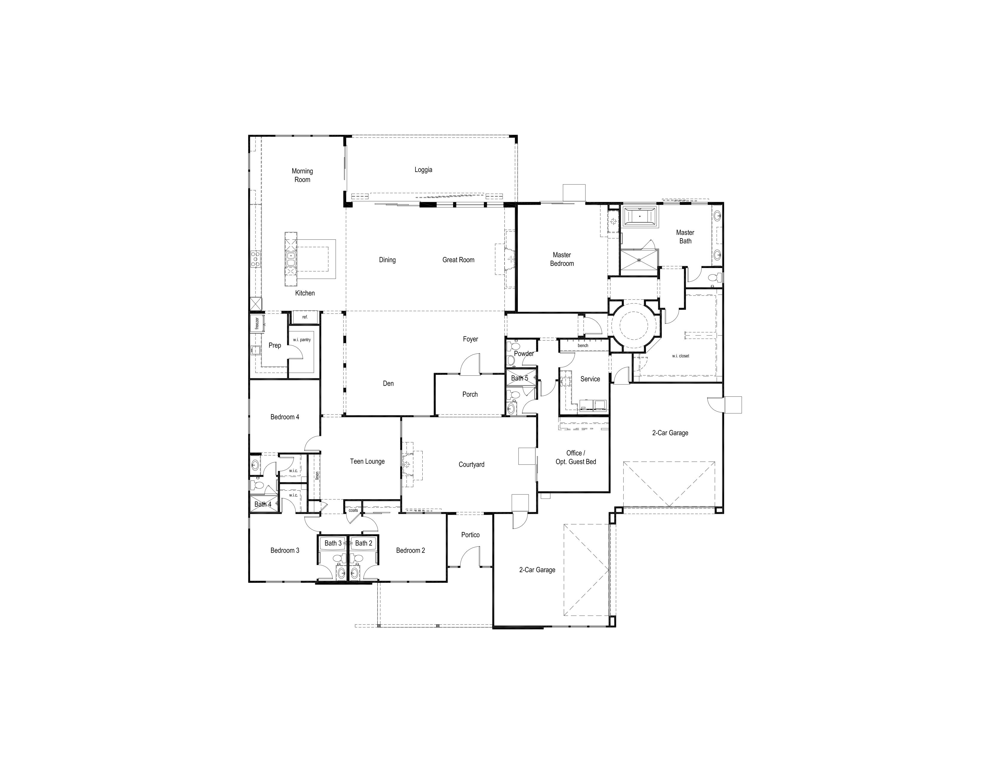 Meraki Floor Plan