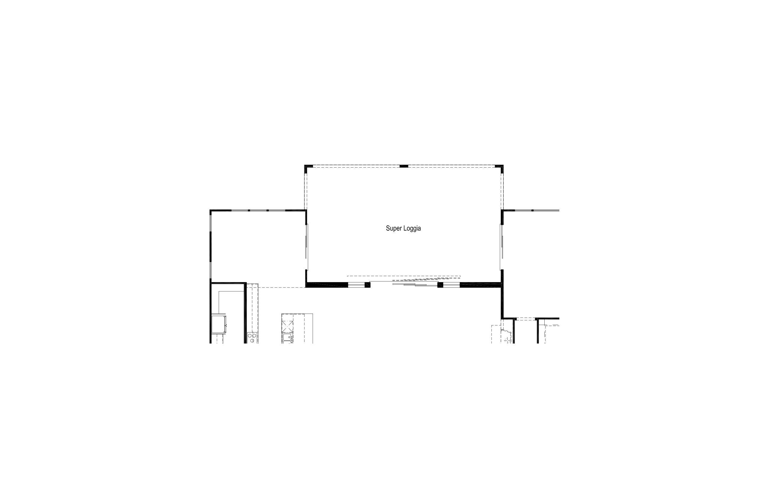 Plan 1 - Opt Super Loggia